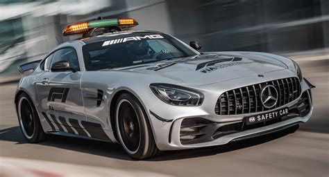 Start driving the car you always wanted to. Mercedes-AMG GT R Is The Most Powerful F1 Safety Car Yet | Carscoops