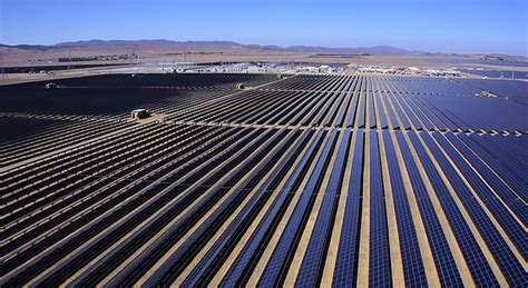California is the leader in the solar energy development ...