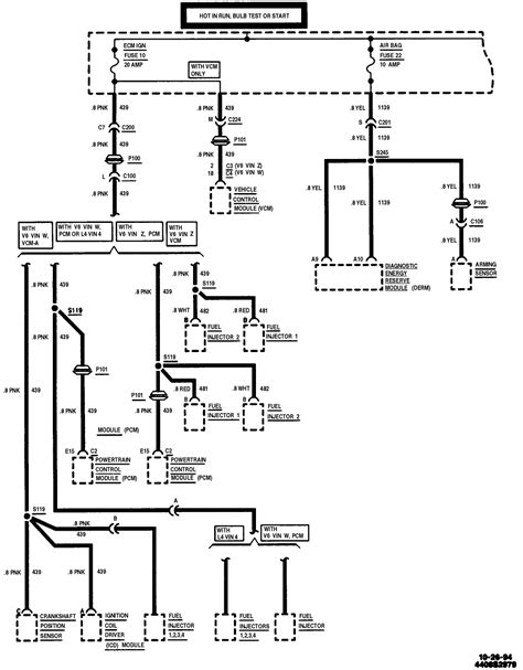 94 S10 22 Wiring Schematic by I A 95 Chevy S 10 Blazer The Fuse Keeps Blowing That