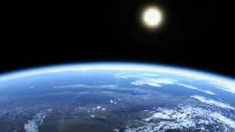 Space Planet Earth with Sun Pics