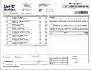 repair work order form template quotes quotes With american eagle order invoice