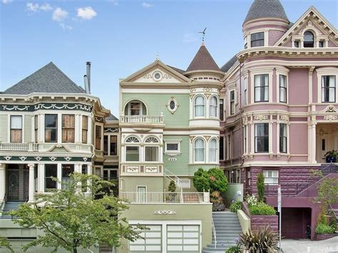See Inside Iconic San Francisco Victorian For Sale