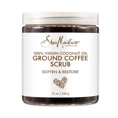 Combine a buy one get one coupon with high value shopkick offers to get one of the best deals we've seen on. SheaMoisture 100% Virgin Coconut Oil Ground Coffee Scrub ...