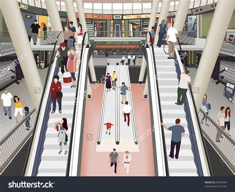 Mall Clipart Shopping Centre Clipart Clipground