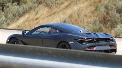 Mclaren 650s Replacement Spotted At Lax And In Spain