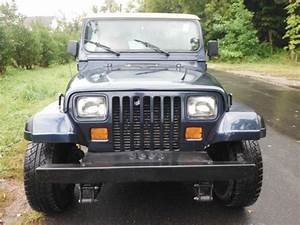 1994 Jeep Wrangler 4x4 6 Cylinder 4 Liter Hard Top 5 Speed
