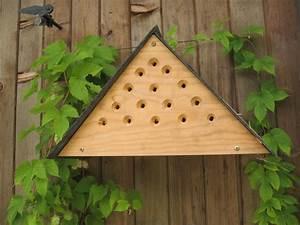 Nichoir A Insecte : hotel a insectes la pause jardin le nichoir insectes ~ Premium-room.com Idées de Décoration