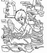 Merlin Coloring Pages Washing Wizard Plates Lot Bulkcolor Getcolorings Printable sketch template