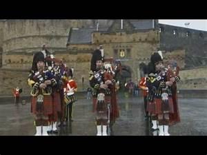 STV Scotland - The Royal Scots Dragoon Guards perform at ...