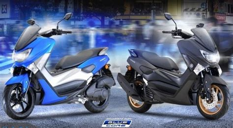 Nmax 2018 Warna Terbaru by Di Malaysia Yamaha Nmax 2018 Hadir Dengan Pilihan Warna