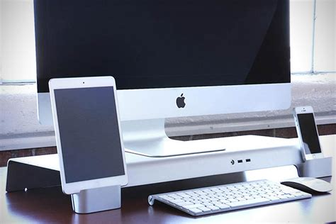 apple bureau uniti stand is de beste bureau organizer voor je apple