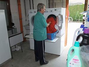 Mettre Seche Linge Sur Machine À Laver : pr sentation wash 39 up support de lave linge fabriqu en belgique ~ Dode.kayakingforconservation.com Idées de Décoration