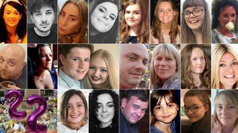 Manchester Arena Inquiry: Relatives present 'pen portraits ...