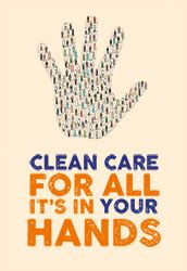 save lives clean  hands
