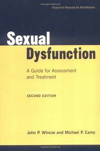 Treatment Manuals For Practitioners Ser   Sexual