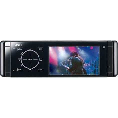 JVC KD-AVX20 DVD 3.5 inch TFT sceen car stereo. USB port ...