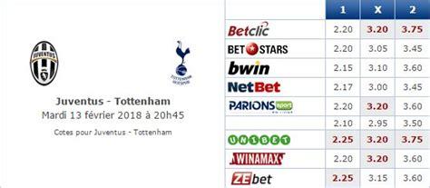 Prono 7 - Juventus / Tottenham - LDC
