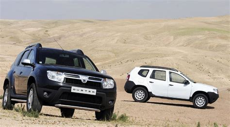 Dacia Duster (2012) Priced From £8995