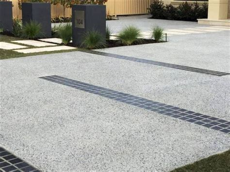 decorative concrete perth city limits landscapes design