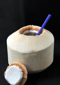 Young Coconut Juice Thailand
