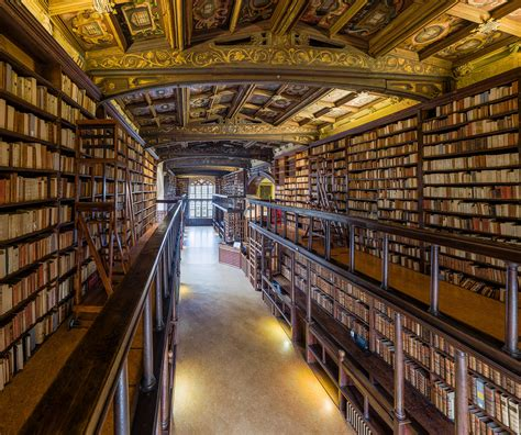 File:Duke Humfrey's Library Interior 5, Bodleian Library