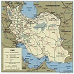 Outline of Iran - Wikiwand