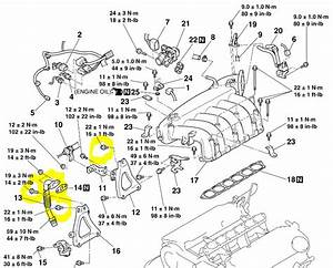 How Do You Remove The Air Intake Manifold On The Mitsu
