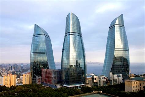 Business   :Azerbaijan   Gem of the Caucasus