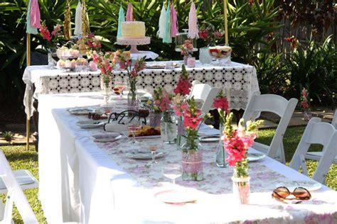 cool party favors garden party  birthday tea