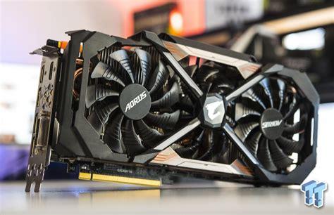 Aorus Geforce Gtx 1080 Ti 11g Review Tweaktown