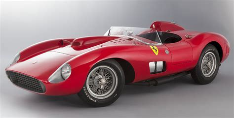 This highly prized collector's car was the design genius of carrozzeria saglietti and it was produced in 1957. 1957 Ferrari 335 S Spider Scaglietti   carpixx's oldtimer blog