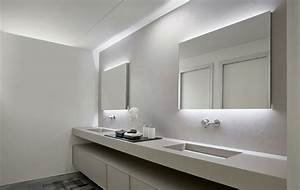 LED indirekte Beleuchtung für ein exklusives Badezimmer Archzine net