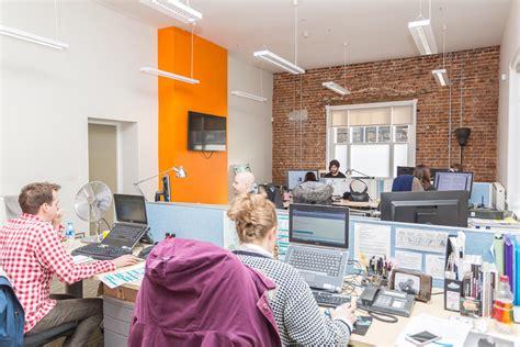 the bureau production company production bureau office design norfolk