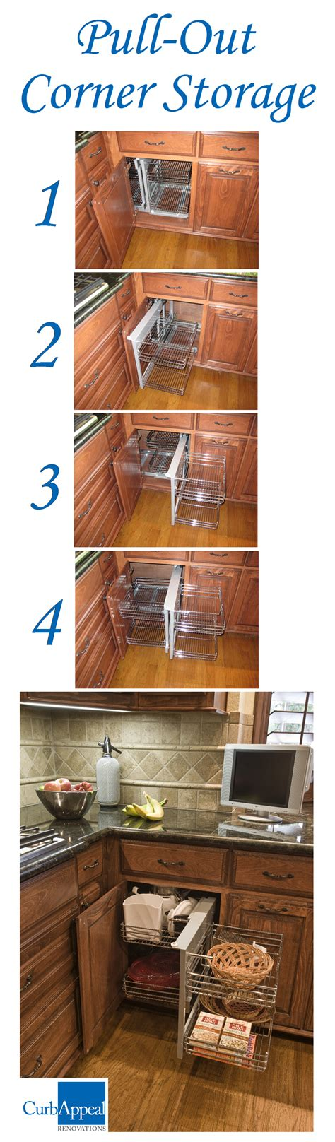 maximize kitchen storage this corner storage shelving unit helps you maximize 4041