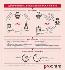 Gesetzliche Krankenversicherung Selbstständige Beitrag Berechnen : systemvergleich gkv und pkv informieren sie sich ~ Themetempest.com Abrechnung