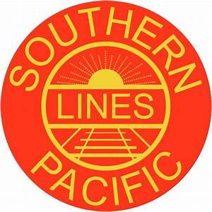 Southern pacific lines Free vector in Encapsulated ...