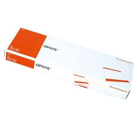 Opsite Incise Drape - opsite incise drape 4967 transparent dressing 5 1 2 x