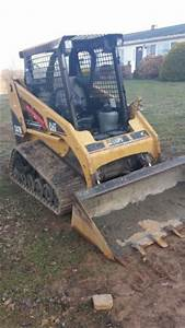 2005 Cat Caterpillar 247b Track Skid Steer Loader