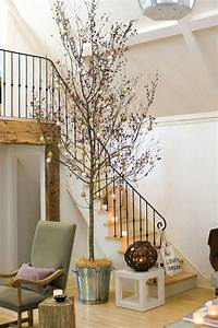 How To Decorate With Trees Twigs Logs And Branches