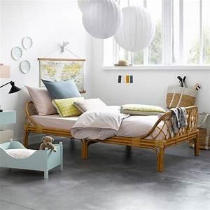 Lit En Rotin : diff rence osier rotin bambou rotin osier farandole de meubles naturels elle d coration ~ Teatrodelosmanantiales.com Idées de Décoration