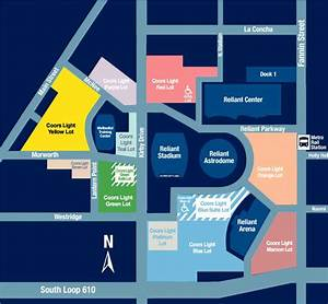 Buy And Sell Parking Passes For The Houston Texans PSL At
