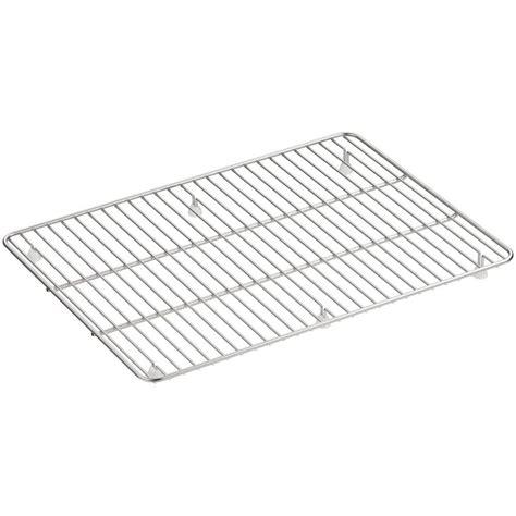 stainless steel sink rack kohler kitchen sink racks befon for