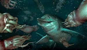 Giant Sea Reptiles Were Warm-Blooded Killers?
