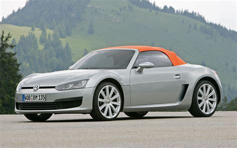 Sport Car Garage Volkswagen Bluesport Roadster (2013
