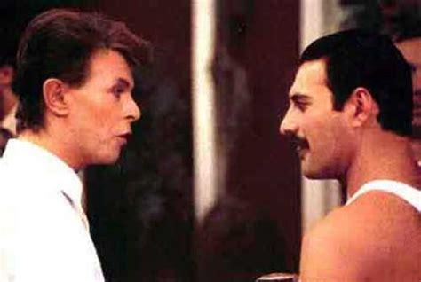 Listen To David Bowie, Freddie Mercury Sing