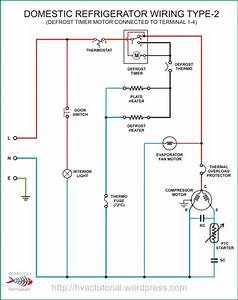 Ge Refrigerator Computer Wiring Diagram