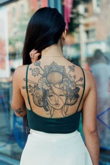 geisha tattoo designs  images styles  life