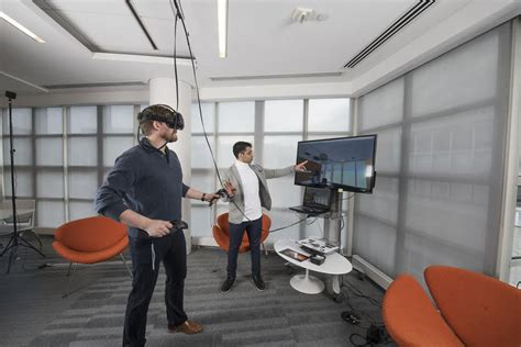 Virtual Reality Leads To Better Building Designs, Happier