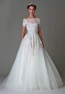 Marchesa Wedding Dresses Fall 2016 MODwedding