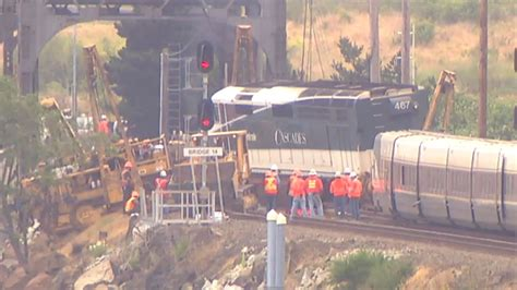 Local Resume Services Near Me by Amtrak Trains Resume Service After Derailment Near Chambers Bay Komo